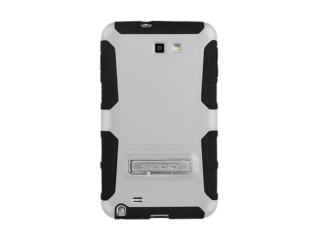 Seidio DILEX with Metal Kickstand Glossed White Case For Samsung Galaxy Note CSK3SSGNTK-GL