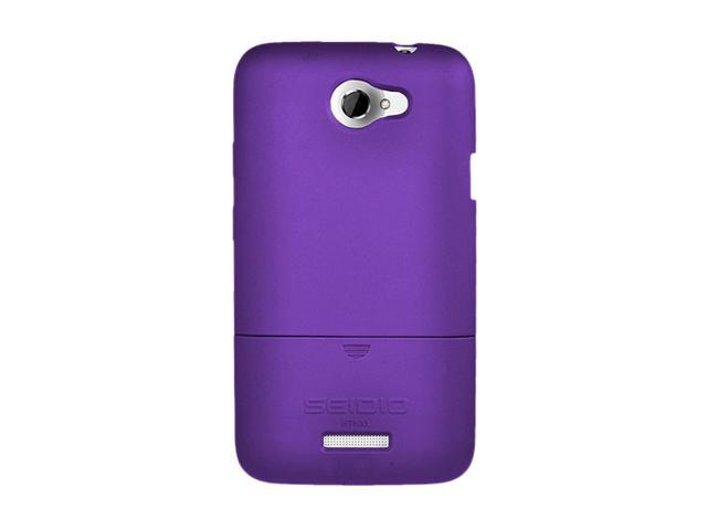 Seidio SURFACE Amethyst Solid Case For HTC One X (AT&T LTE) CSR3HTNXL-PR