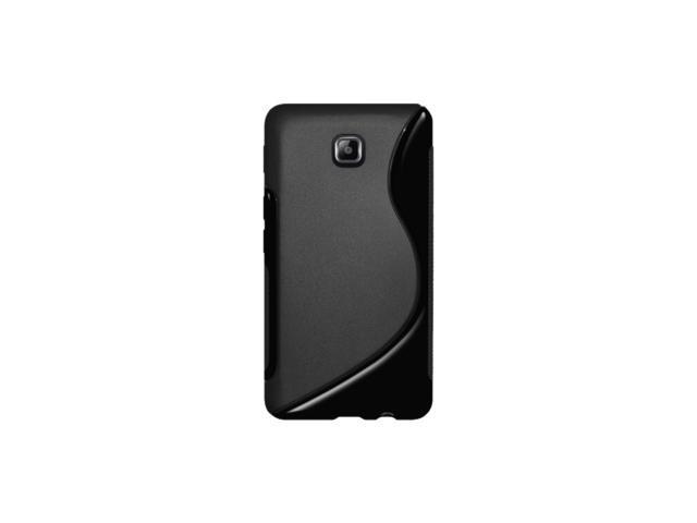 Amzer TPU Hybrid Case - Black For Samsung GALAXY Player 4.2 AMZ95109