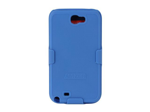 AMZER Shellster Blue Holster For Samsung Galaxy Note II AMZ94953