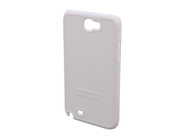 AMZER White Snap On Case For Samsung Galaxy Note II AMZ94955