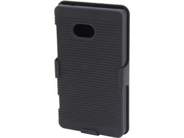 AMZER Shellster Black Case For Nokia Lumia 810 AMZ95397