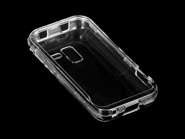 Samsung Conquer 4G D600 Clear Crystal Case
