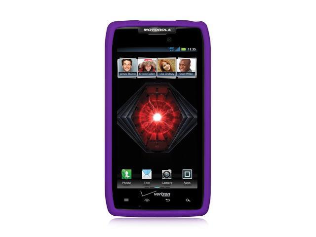 Nokia Lumia 900 Black Silicone Skin Case