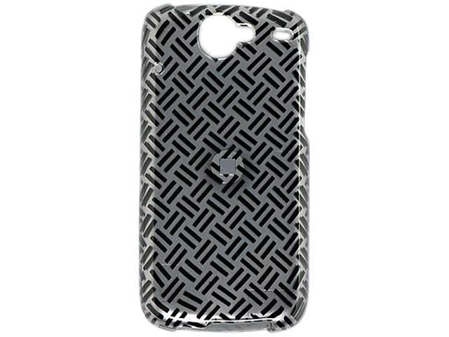 Luxmo Smoke Smoke with ZigZag Design Case & Covers Google Nexus 1