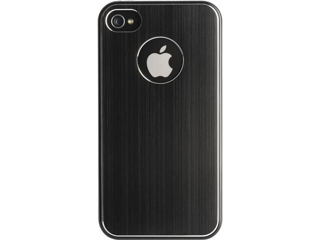 Kensington Black Aluminum Finish Case for iPhone 4 & 4S K39388US