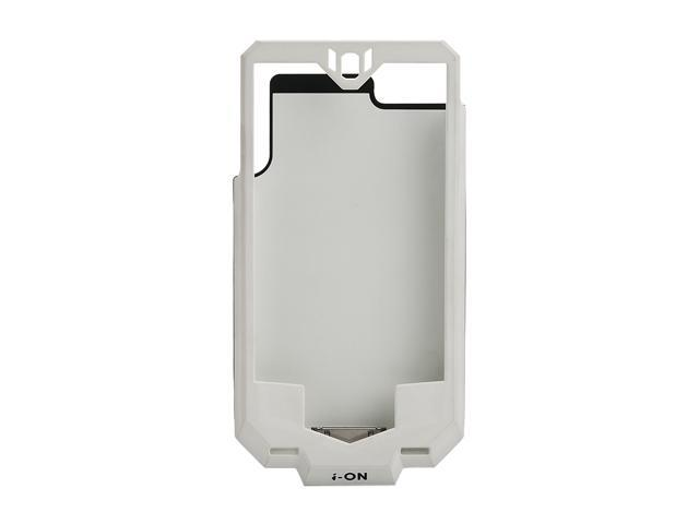 i-ON BEE White 1400mAh Extended Battery Case For iPhone 4 iB-8