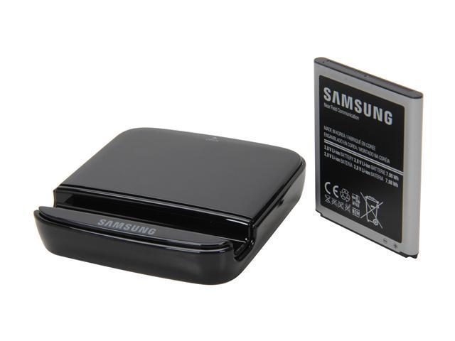 SAMSUNG 2100 mAh Battery Charging System For Galaxy S III ETC-CP1G6LGSTA