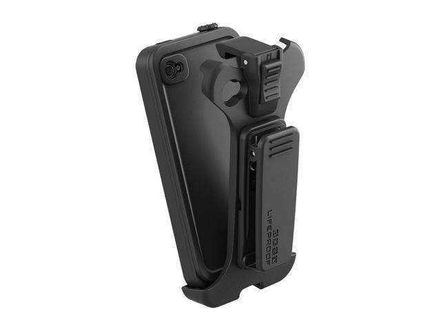 LifeProof Black Belt Clip for iPhone 4/4S LPIPH4MTBC01