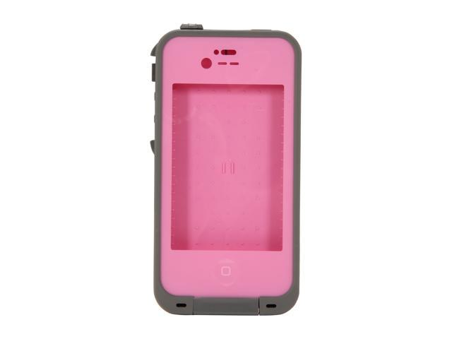 LifeProof Pink Case for iPhone 4 / 4S LPIPH4CS02PK