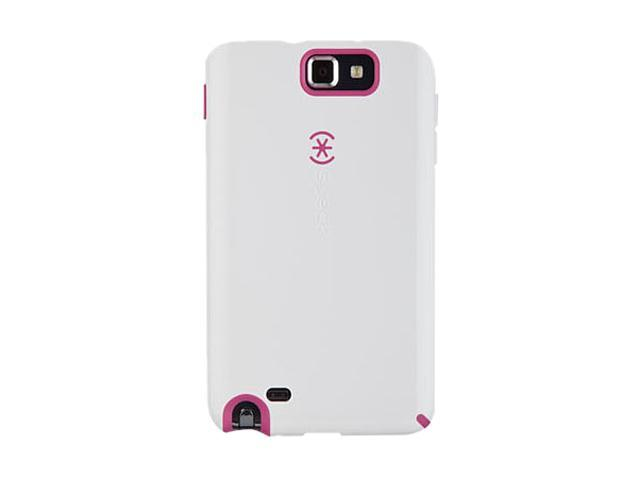 Speck Products CandyShell White/Raspberry Case for Samsung Galaxy Note SPK-A1109