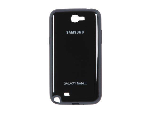 SAMSUNG Black Protective Cover For Galaxy Note 2 EFC-1J9BBEGSTA