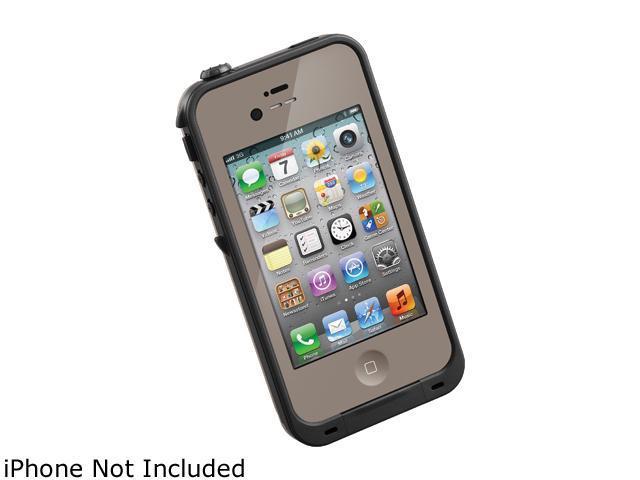 LifeProof Dark Flat Earth Case for iPhone 4 / 4S LPIPH4CS02DE