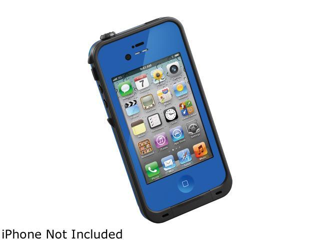 LifeProof Blue Case for iPhone 4 / 4S LPIPH4CS02BU