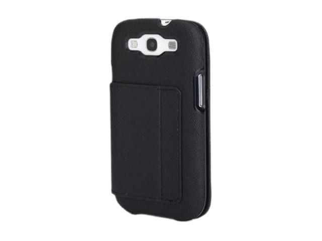 Kensington Portafolio Duo Black Wallet for Samsung Galaxy S III K39612WW