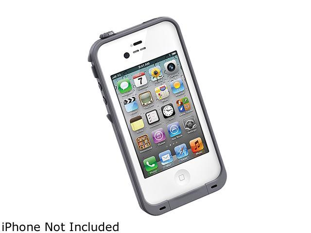 LifeProof White iPhone Case for The iPhone 4S / 4 1001-02