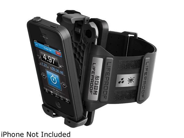 LifeProof Black Carrying Case (Armband) for iPhone 1035