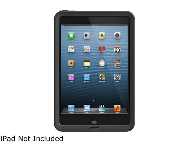 LifeProof Fre Black/Black Waterproof Case for iPad Mini 1401-01
