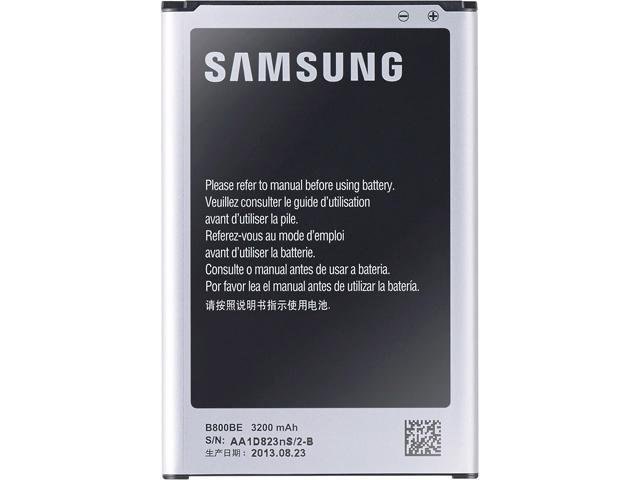 SAMSUNG 3200 mAh Replacement Standard Battery for Galaxy Note 3 EB-B800BUBESTA