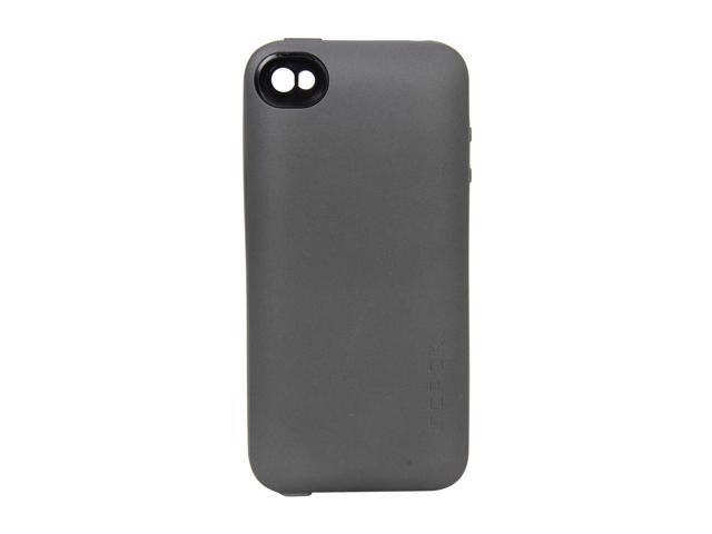 Incipio OffGrid Pro Gunmetal 1600 mAh Battery Case For iPhone 4 / 4S IPH-702