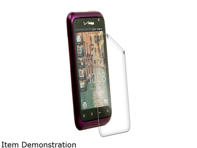 Zagg invisibleSHIELD Screen Coverage for HTC Rhyme ADR6330 HTCRHYS