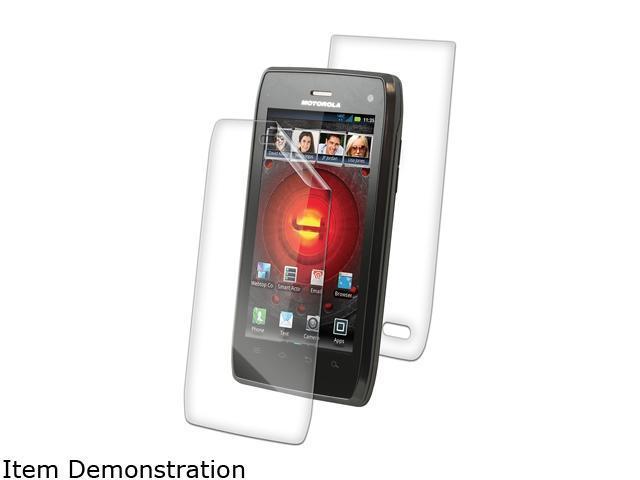 Zagg invisibleSHIELD Full Body Coverage for Motorola Droid 4 MOTDRO4LE