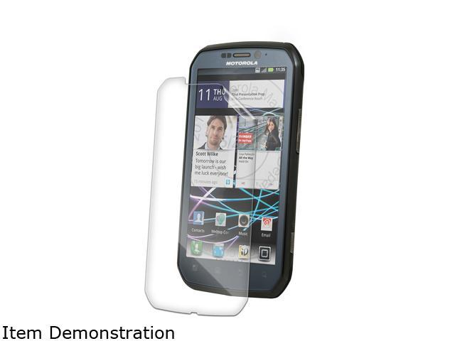 Zagg invisibleSHIELD Clear Screen Coverage for Motorola Photon 4G/Electrify MOTPHO4S