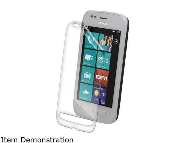 Zagg invisibleSHIELD Screen Coverage for Nokia Lumia 710 NOKLUM710S