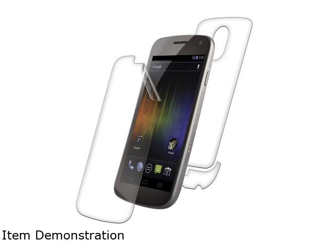 Zagg invisibleSHIELD Full Body Coverage for Samsung Galaxy Nexus SAMNEXPRILE