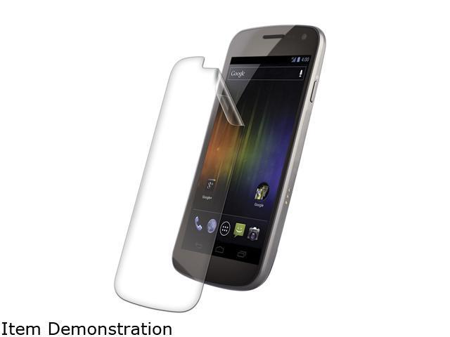 Zagg invisibleSHIELD Clear Screen Coverage for Samsung Galaxy Nexus SAMNEXPRIS