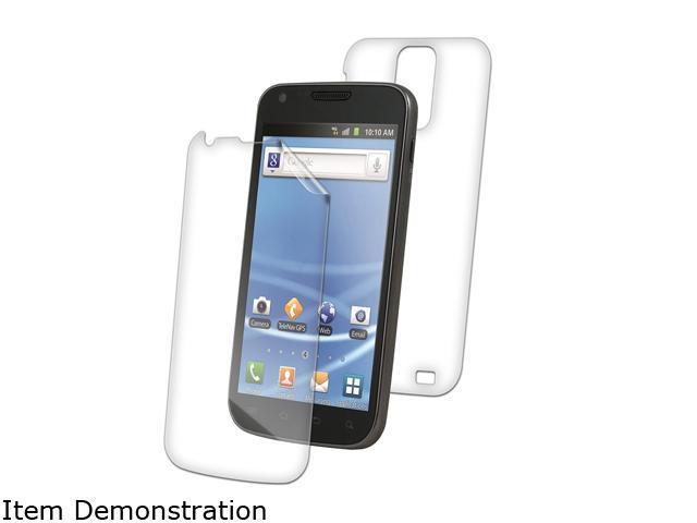 Zagg invisibleSHIELD Full Body Coverage for Samsung Galaxy S II SGH-T989 SAMSGHT989LE