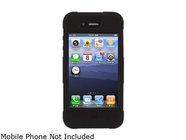 GRIFFIN Everyday Duty Black Case for iPhone 4 / 4S GB02572