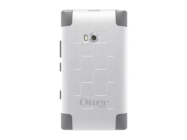 OtterBox Commuter Series White/Gunmetal Gray Case for Nokia Lumia 900 77-19663