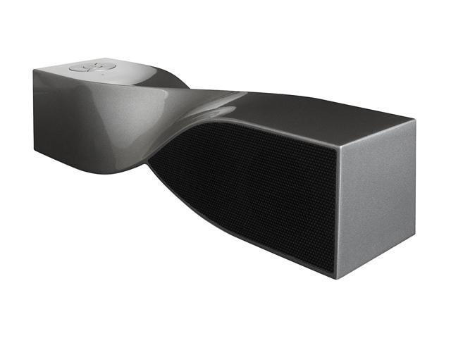 i.Sound ISOUND-1692 Graphite Bluetooth Twist Speaker and Speakerphone