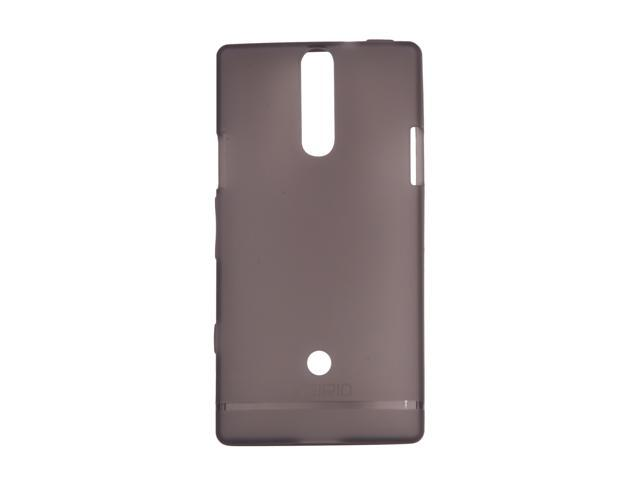 Incipio NGP Translucent Mercury Semi-Rigid Soft Shell Case For Sony Xperia S SE-110