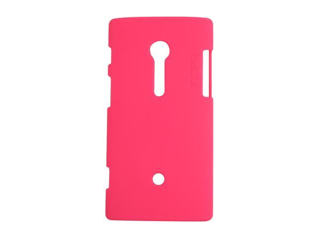 Incipio feather Neon Pink Ultralight Hard Shell Case For Sony Xperia ion SE-138
