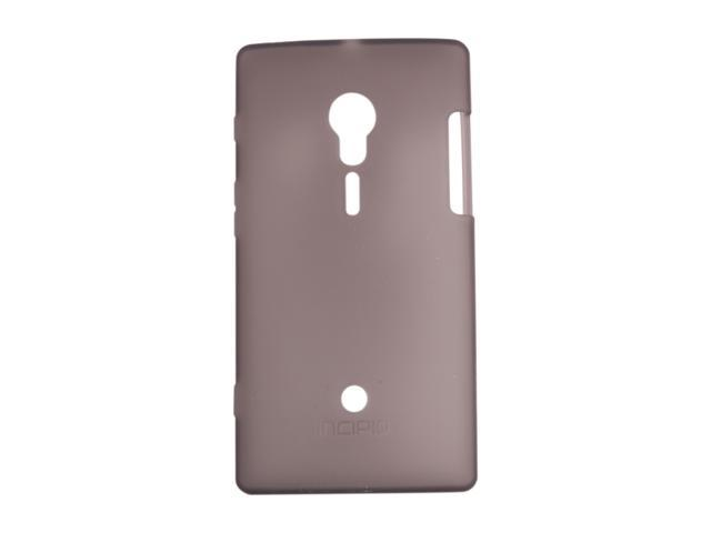Incipio NGP Translucent Mercury Semi-Rigid Soft Shell Case For Sony Xperia ion SE-142