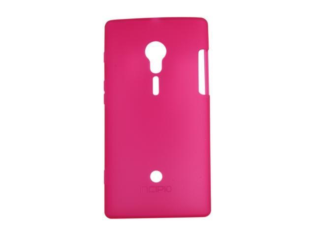 Incipio NGP Translucent Purple Semi-Rigid Soft Shell Case For Sony Xperia ion SE-143