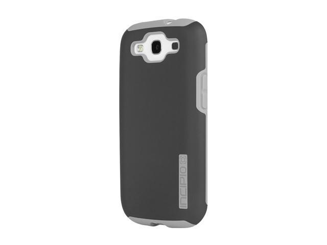 Incipio SILICRYLIC DualPro Dark Gray / Light Gray Hard Shell Case with Silicone Core For Samsung Galaxy S III SA-305