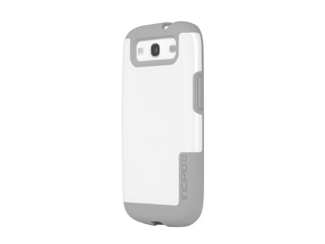 Incipio Faxion White/Gray Case for Samsung Galaxy S III SA-307