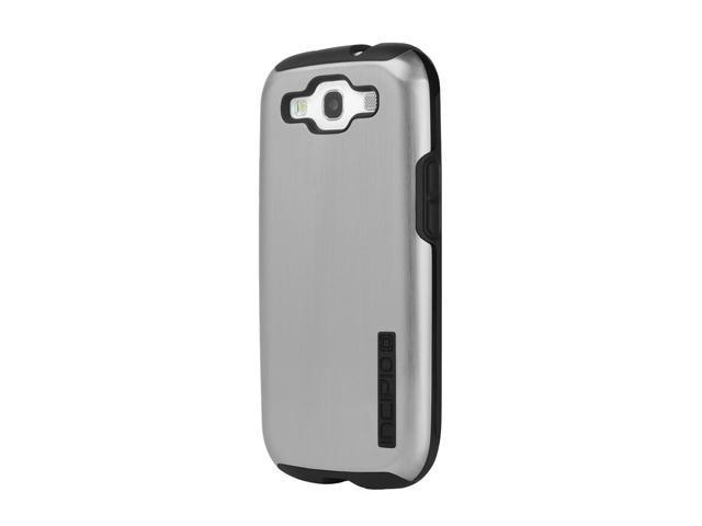 Incipio Silicrylic Shine Silver/Black Case for Samsung Galaxy S III SA-310