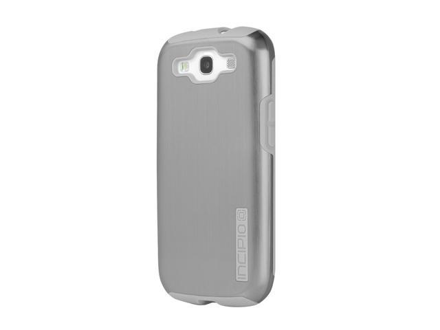 Incipio Silicrylic Shine Silver/Gray Case for Samsung Galaxy S III SA-311