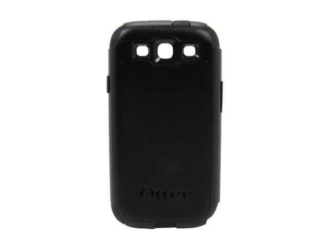 OtterBox Commuter Black Case For Samsung Galaxy S III 77-21092