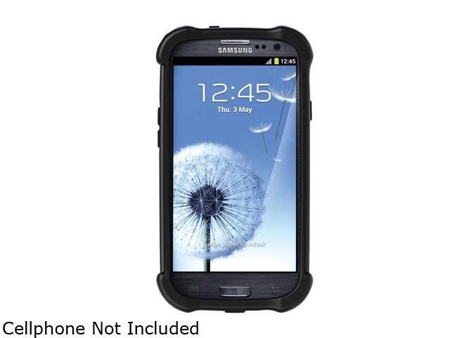 Ballistic Case SG MAXX Black/Black Case For Samsung Galaxy S III SX0932-M005