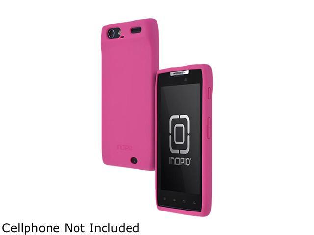 Incipio NGP Magenta Semi-Rigid Soft Shell Case For Motorola DROID RAZR MT-164