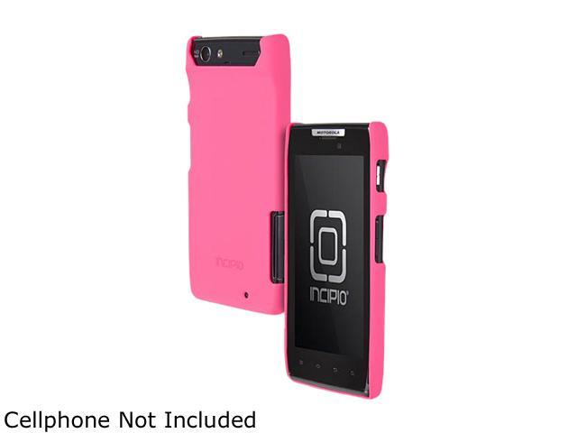 Incipio feather Neon Pink Ultralight Hard Shell Case For Motorola DROID RAZR MT-167