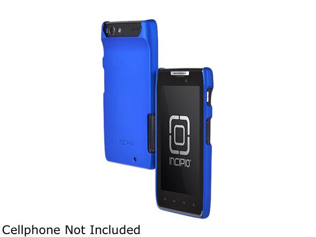 Incipio feather Iridescent Blue Ultralight Hard Shell Case For Motorola DROID RAZR MT-169