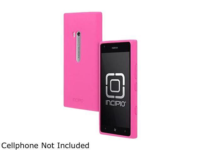 Incipio NGP Magenta Semi-Rigid Soft Shell Case For Nokia Lumia 900 NK-109