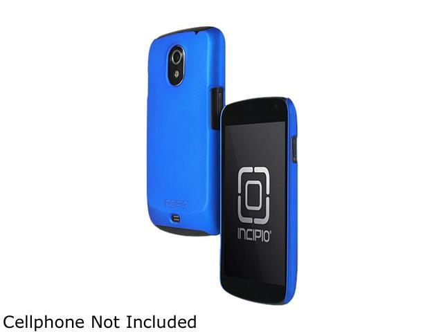 Incipio feather Iridescent Blue Ultralight Hard Shell Case For Samsung Galaxy Nexus SA-203