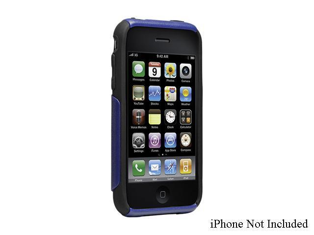 OtterBox Commuter Midnight Blue Solid Case for iPhone 3G / 3GS                                                           ...